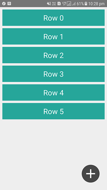 React Native dynamically Add View Component on Button Click